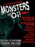 Monsters of Oi!-Konzert