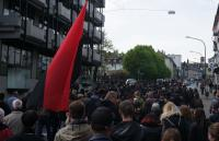 Autonome 1.Mai-Demo 2015 in Wuppertal