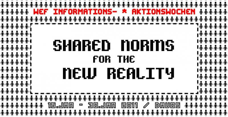 Shared Norms for the New Reality