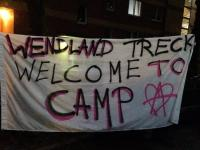 Wendland treck welcome to camp