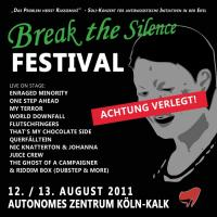 """Break the Silence""-Festival 2011"