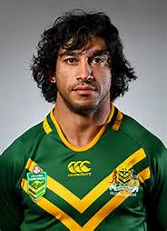 Johnathan Thurston, star Rugby player