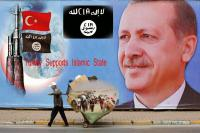 Turkey supports islamic state