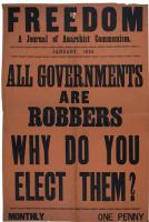 all goverments are robbers