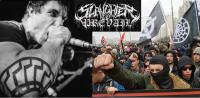"""Slaughter To Prevail"" - Russian band with Neo Nazi frontman tours Europe"