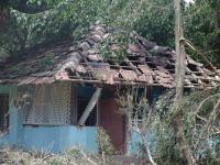 A building of Sencholai, destroyed in SLAF bombing