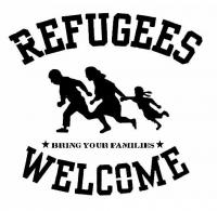 Refugees Weclome