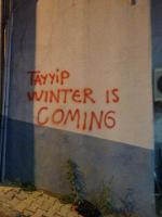 Tayyip Winter is coming