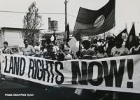 Land Rights Now!