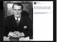 """M8L8TH"" - facebook-siteHermann Göring"