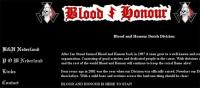 Blood and Honour - site