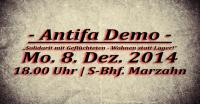 Mobi-Video für Antifa-Demo am 8.12.2014 in Marzahn
