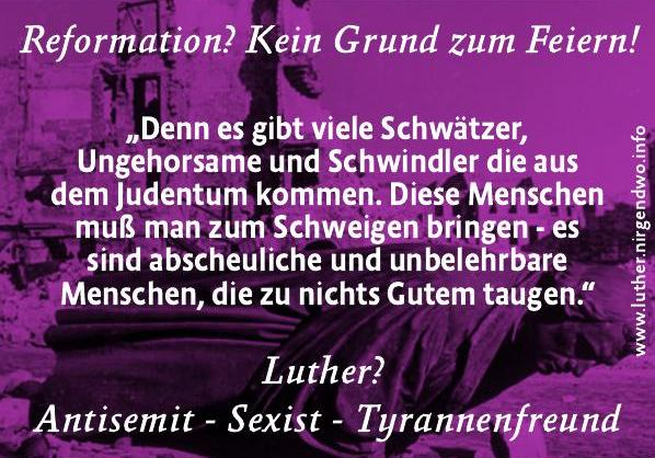 Luther & Antisemitismus