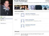Jan Zrodelny unter falschem Facebook Namen Frank Fuchsberger