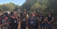 A breakaway group of delegates have walked out of the Referendum Council's Uluru talks, claiming it was a flawed process.