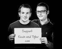 Kevin and Tyler
