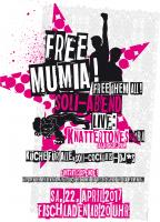 Free Mumia Free Them All - Konzert