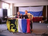 Robert Steuckers und David Duke - Juni 2008