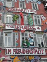 Solidarity with the Refugees in Freudenstadt