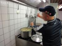 Chefkoch at work