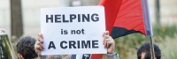 Helping is not a crime