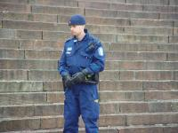 This is how Finnish police looks like... :)