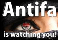 Antifa is watching you!
