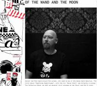 "Kon­zer­tan­kün­di­gung mit SS-Totenkopf: ""Of the Wand & the Moon"", Bi Nuu, April 2013"