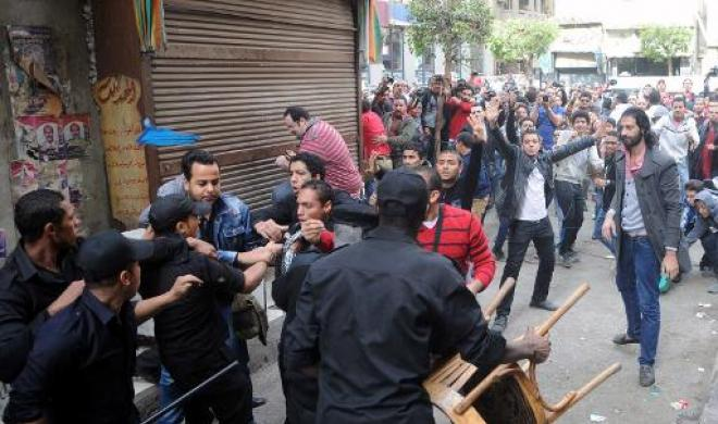 "Egypt: ""we don't need permission to protest"""