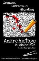 8. Anarchietage in Winterthur