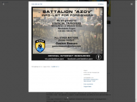 Battalion Asow - Gaston Besson
