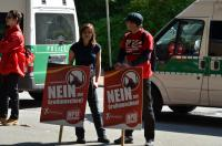 NPD-Demo in Bremen - 14