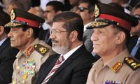 Morsi and SCAF