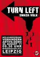 Turn Left - Smash Volk