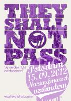 They Shall Not Pass, Potsdam, 15.09.2012