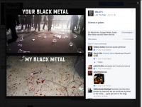 """M8L8TH"" - facebook-site""your black metal - my black metal"" 1"