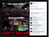 """M8L8TH"" - facebook-site""your black metal - my black metal"" 3"